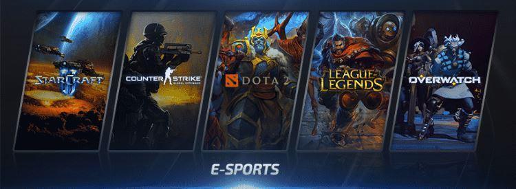 Как делать ставки на eSports?
