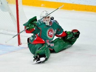 Гол Бурмистрова стал победным для «АкБарса» вигре с«Йокеритом»