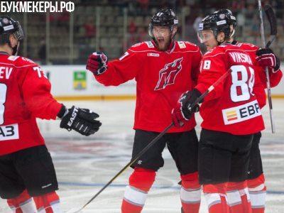 «Сибирь» нанесла новокузнецкому «Металлургу» 6-е поражение подряд