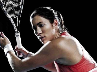 Латвийская теннисистка Остапенко одолела чешку Плишкову вматче Итогового турнира WTA