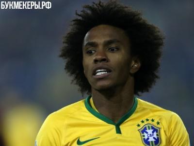Тайсон вышел насмену на89-й минуте матча Венесуэла— Бразилия