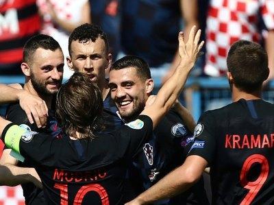 Хорватия – Шотландия. Прогнозы матча Евро-2020 (22 июня)