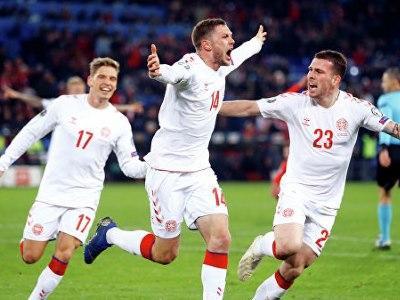 Дания - Финляндия. Прогнозы матча Евро-2020 (12 июня)