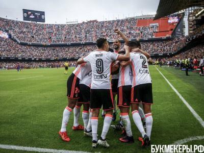 Конкурент «Шахтера» вЛиге Европы разгромил «Валенсию» вкубковом матче