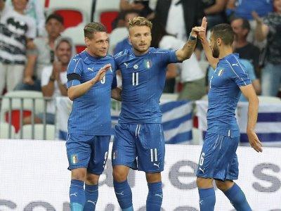 Итальянская сборная впервый раз  осталась без путевки наЧМ пофутболу
