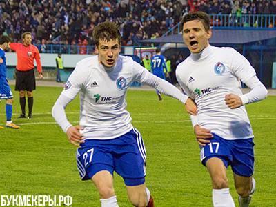 Воронежский «Факел» одержал победу упитерского «Зенита-2» сосчётом 1:0